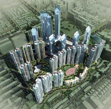 wuli-he-mixed-use-development
