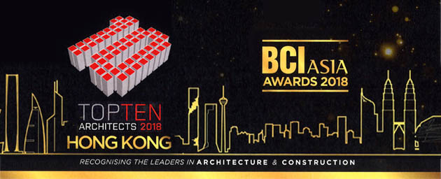 Top 10 Architects 2018 Award (by BCI Asia)_grid