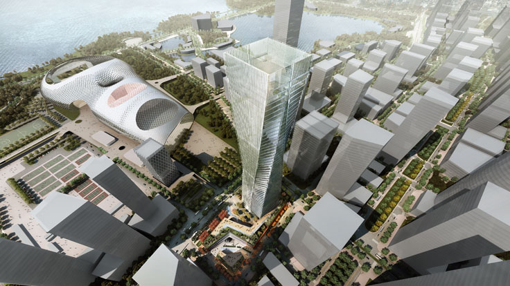 related-projects-Hongtu Innovation Plaza