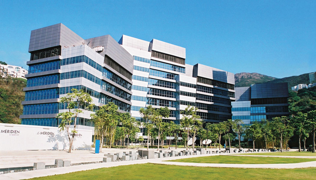Cyberport Wong Tung Group