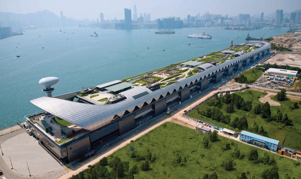 Kai Tak Cruise Terminal Wong Tung Group