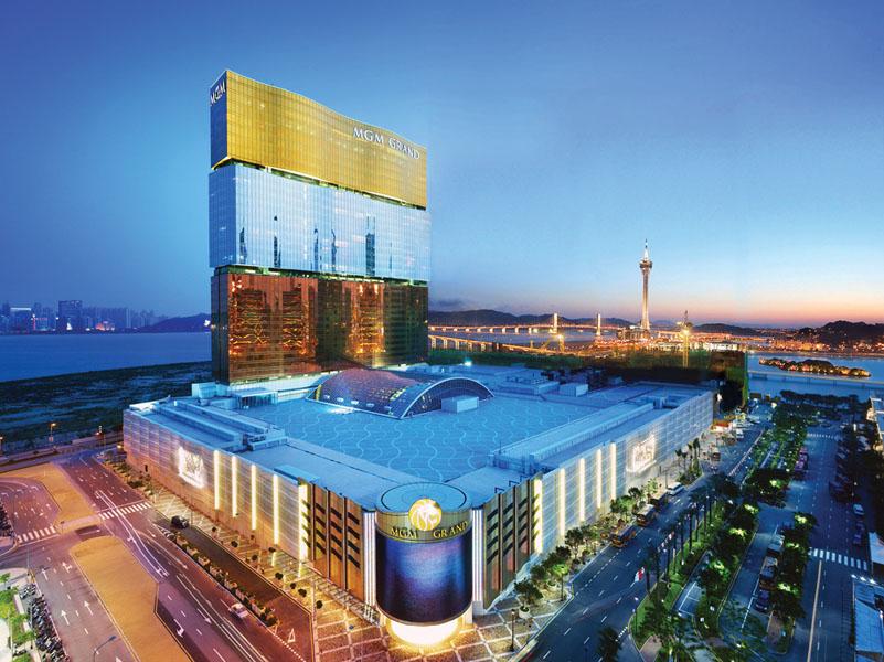 Mgm Macau Wong Tung Group